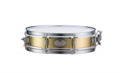 13x3 Brass Effect Piccolo Snare